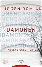 Dämonen: Hansens Geschichte von Domian, Jürgen   Buch   Zustand sehr gut