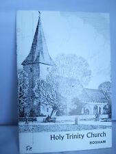 The Story of Holy Trinity  Church - Bosham - Guide