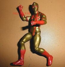 DCIH Figure GOLD CAPTAIN ATOM DC Universe INFINITE HEROES toy Justice League DCU