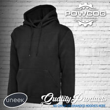 UNEEK Pullover Classic Heavyweight HOODIE Unisex Mens Womens Hooded Sweat UC502