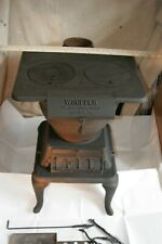 Vintage Atlanta Stove Works WHOPPER, POT BELLY COAL OR COOK STOVE