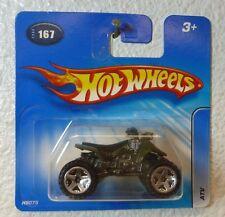 International Short Card 2005 HOT WHEELS ATV #167 MONMC