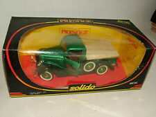 SOLIDO PRESTIGE made in France 1:18 Diecast Vintage FORD PICK-UP No.8002 Boxed