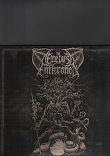 EREBUS ENTHRONED - night's black angel LP