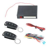 Auto-Alarmanlage Auto Fernbedienung Zentralverriegelung Tür Set System R1BO