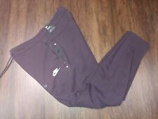New!! NIKE Sportswear Men's Tech Fleece Pants 928507 659 Burgundy Ash Sz Medium