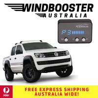 Windbooster 7-Mode Throttle Controller to suit Volkswagen Amarok 2010 Onwards