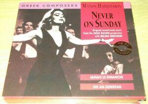 Manos Hadjidakis - Never On A Sunday (No Date CD Album)