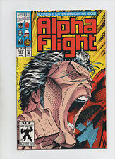 Alpha Flight #106 - Signed by Mark Pacella - 1st Printing - (9.2) 1992