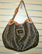Louis Vuitton Galliera PM Monogram Canvas Leather Shoulder Bag w/ Authenticity