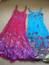 Two maxi dresses By Casual & Co In Size XS