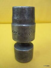 "One (1) CAT 1U-7222 1/2"" Drive Six Point 3/4"" Impact Swivel Socket"