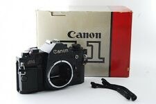 Exc+++ Canon A-1 35mm SLR Film Camera Body w/Box from Japan #61206