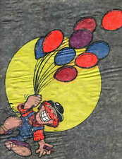 BALLOON VENDOR  iron on tee shirt transfer from the 70s vintage item NOS