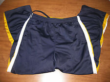OLD NAVY retro athletic pants med polyester sweat-pants fitness exercise lounge