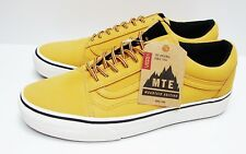 9b2f425ebaf Vans Old Skool MTE Honey Leather VN000ZDKGZJ Men s Size  8.5