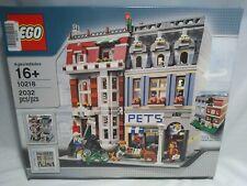 Lego Creator 10218 Pet Shop Modular Building - New with Minor Shelf Wear