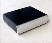 HiFi Dual Phono Preamplifier Moving Magnet MM MC LME49720NA LP Vinyl Turntable