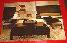 sur papier photo mobilier KNOLL INTERNATIONAL FRANCE 30x21 avec référence N°9