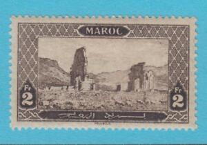 FRENCH MOROCCO 69 MINT HINGED OG *  NO FAULTS VERY FINE !