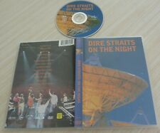 DVD PAL MUSIQUE DIRE STRAITS ON THE NIGHT