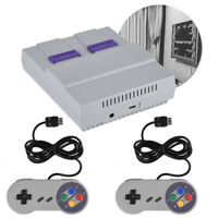 Mini 16 BIT Console System With Gamepad for SFC SNES Nintendo Game System AV