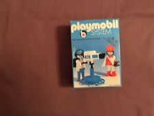 "playmobil collection vintage 3571 ""télévision"" MISB NEU/NUEVO/NEW/NEUF"