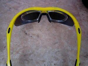 Ponosoon Sports Sunglasses With 5 Interchangeable Lenses for Men or Women