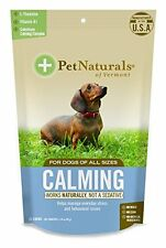 Pet Natural's of Vermont 30 Count Calming Behavioral Support Soft Chews for Dogs