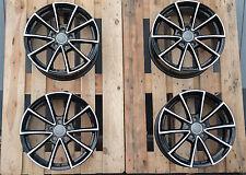 19 Zoll Wheelworld Wh28 Felgen 5x112 für Audi A3 S3 Octavia RS S-Line RS GTI R32