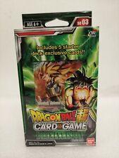 Dragon Ball Super Card Game : Starter Deck SD03 Dark Invasion