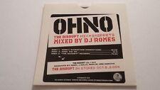 Ohno - The Disrupt Mix + Snippets / Mixed by DJ Romes (CD) J Dilla, Madlib