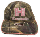 Outdoor Cap Hornady Camo Pink Baseball Hat Cap Womens One Size Ladies Fit