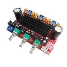 50W *2 +100W 2.1 Channel Digital Subwoofer Power Amplifier Board TPA3116D2 #gib