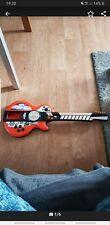 Simba elektrische l-Light Guitar, MP3 fähig mit Lichteffekten