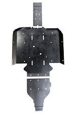 Yamaha YXZ 1000 R skid plate UHMW with rockers SSS Off Road