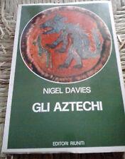 GLI AZTECHI - NIGEL DAVIES