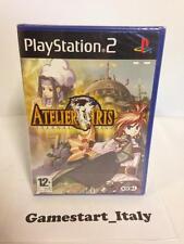 ATELIER IRIS ETERNAL MANA - SONY PS2 PLAYSTATION 2 - NEW PAL VERSION RARE