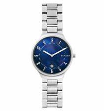 Skagen Grenen Analog Blue Dial Men's Watch SKW6519
