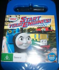 Thomas & Friends Start Your Engines (Australia Region 4) DVD – New