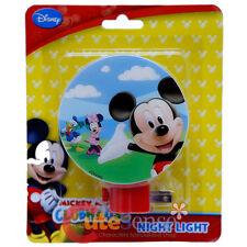 Disney Mickey Mouse Friends Room Night Light - 110V Electronic