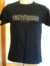 VINTAGE AMSTERDAM HOLLAND T SHIRT SMALL