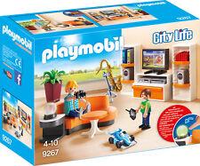 "PLAYMOBIL®  9267  "" Wohnzimmer "",  NEU & OVP"