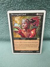 Stromgald Cabal Magic Gathering Creature Knight Card Games Toys Wizards of Coast
