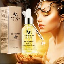 24K Gold Essence Day Cream Anti Wrinkle Face Care Anti Aging Collagen Whitening
