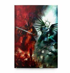 Warhammer 40K 9th Limited Edition Core Rulebook Indomitus Hardback New & Sealed