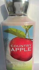 Bath & Body Works Shea & Vitamin E Body Lotion ~ Country Apple ~ 8 fl.oz