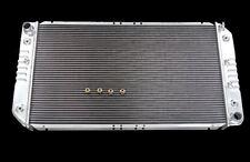 DIE FORMED 3 ROWS KKS ALUMINUM RADIATOR  1994-96 CHEVY Caprice/ Impala 4.3L 5.7L
