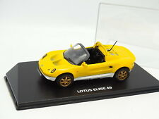 Welly 1/43 - Lotus Elise 49 Jaune
