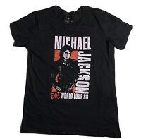 Michael Jackson Bad World Your 88 T Shirt Sized Medium Discontinued Stock